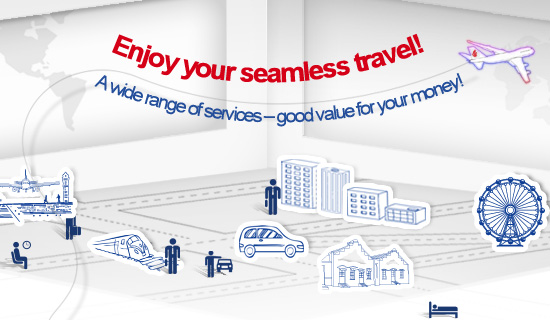 Enjoy Your Seamless Travel